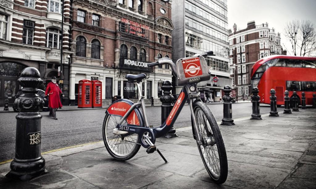 Santander new Boris Bike replacement