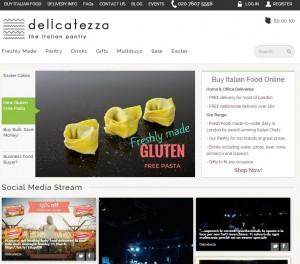 Delicatezza, prodotti online