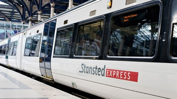 Stansted Express, il treno da Stansted a Londra